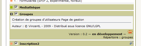 groupe gestion